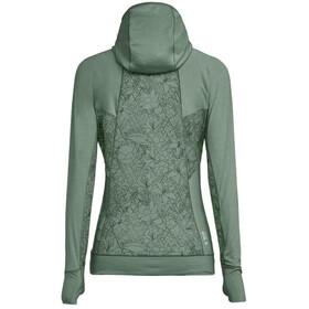 SALEWA Puez Melange Dry Hættetrøje Damer, grøn